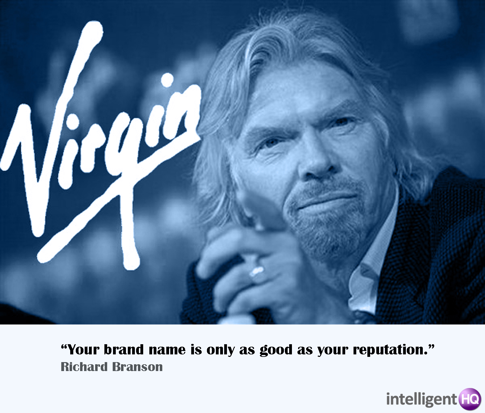 Quote By Richard Branson. Intelligenthq