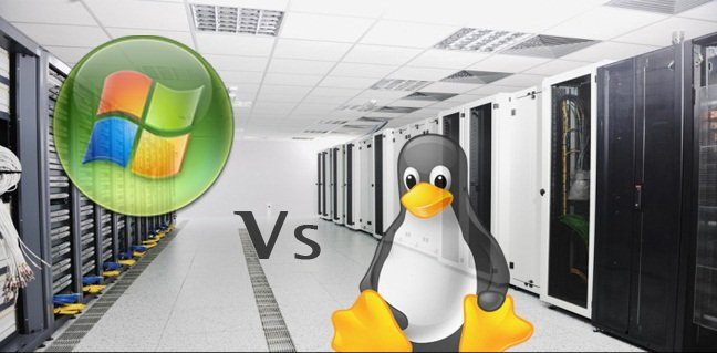 VPS hosting linux vs windows1 - Windows VPS vs. Linux VPS: What is the Difference?