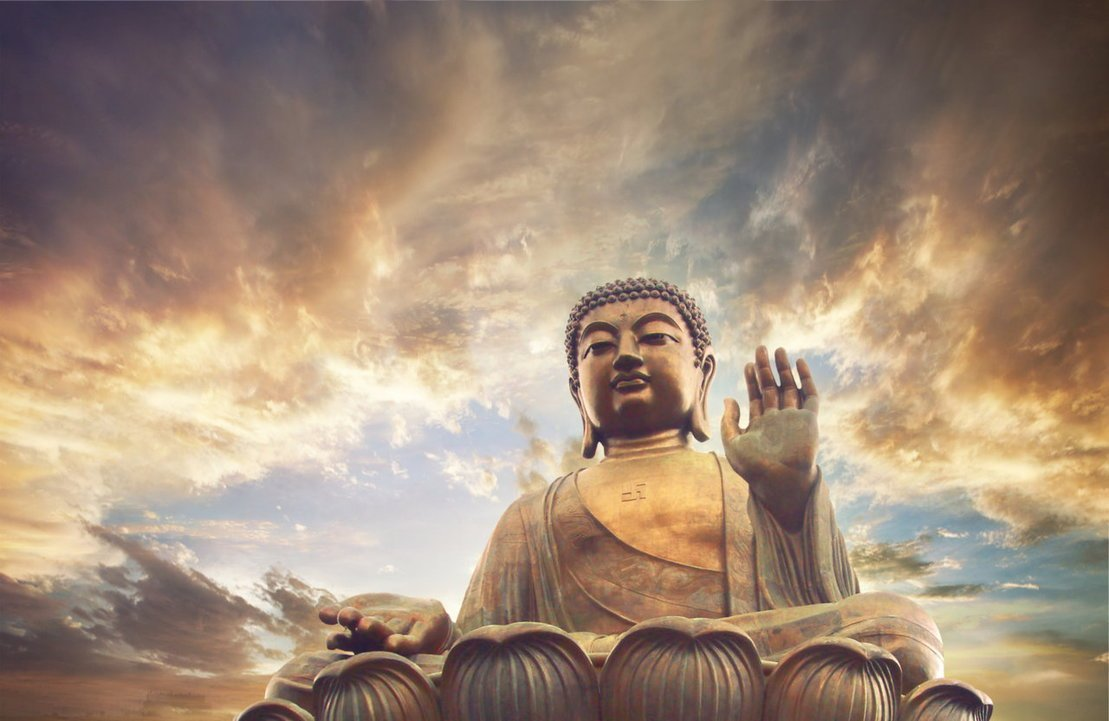 buddha - Achieving Enlightenment