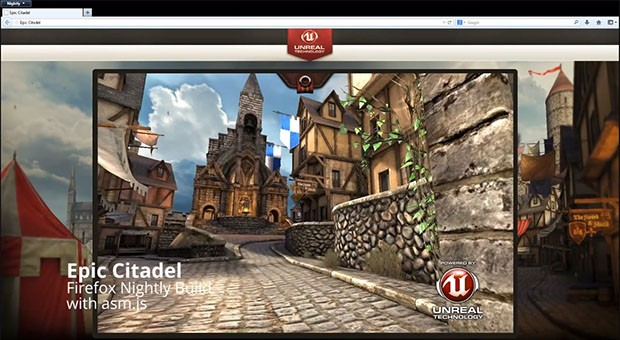 epic citadel demo 05 03 13 01 - The Growth of Browser Web Games