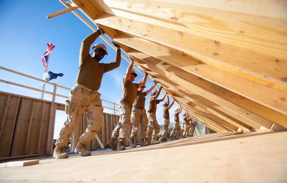 Economic Growth in the USA Construction Industry