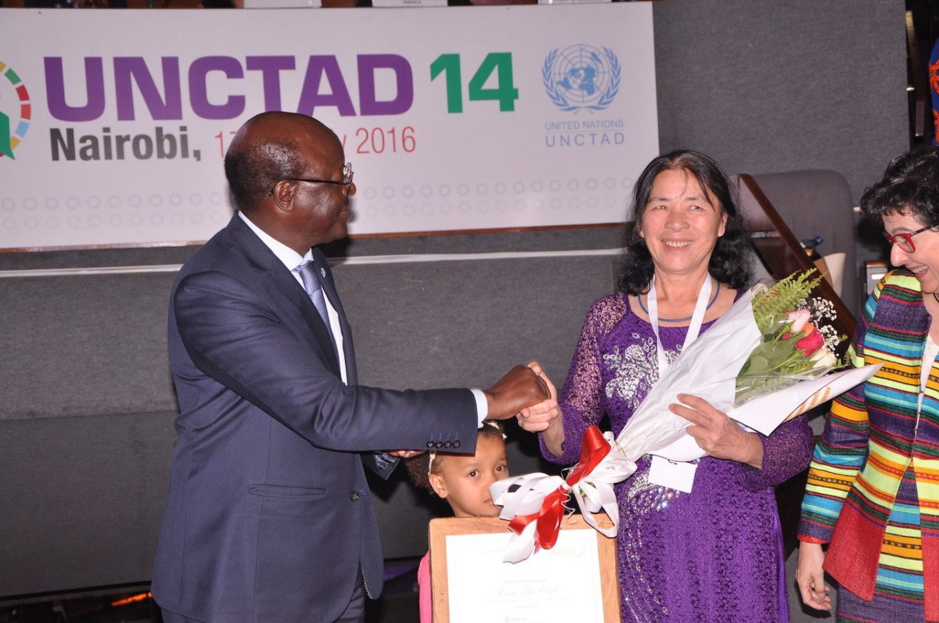 unctad 2014 - Women in Business Award: Women That Are Changing The World