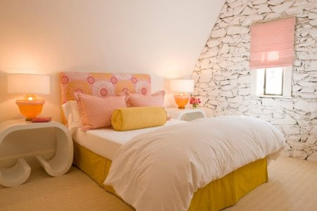 Bedroom trends for the year 2014 Contd     Interior Designing Ideas girls attic bedroom  1