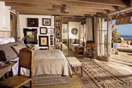Bedroom trends for the year 2014 Contd     Interior Designing Ideas rustic bedroom michael lee malibu california