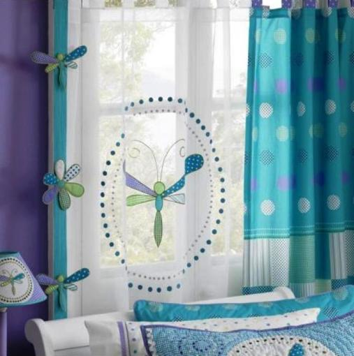 Curtains that will suit your kid s bedroom     Interior Designing Ideas kids room curtains canada