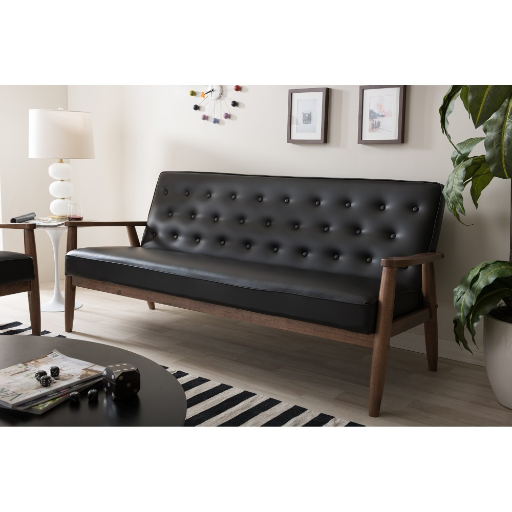 Upholstered Ottoman Coffee Table
