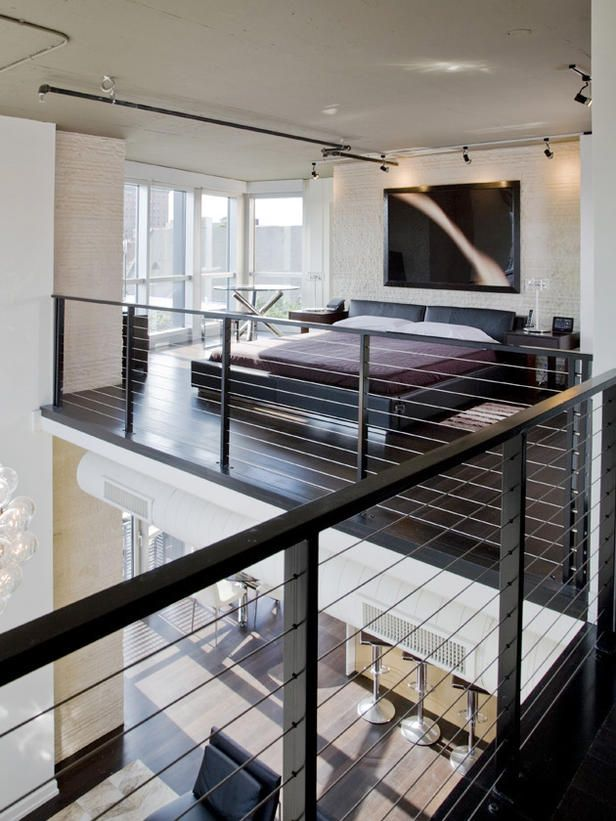 Most Amazing Loft Bedroom Designs Interiorholic Com