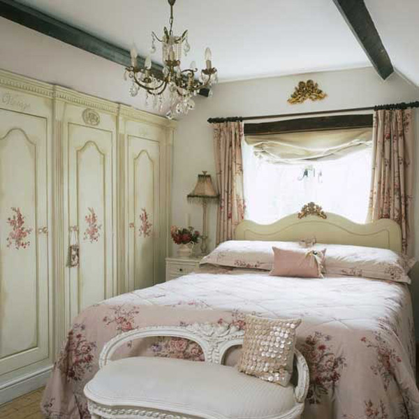 Romatic Design Shabby Chic Bedroom Interiorholic Com