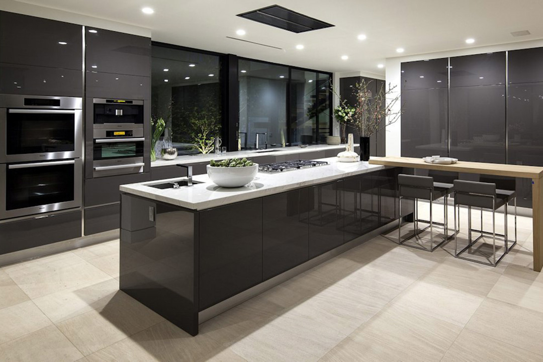 Modern Kitchen Door Design