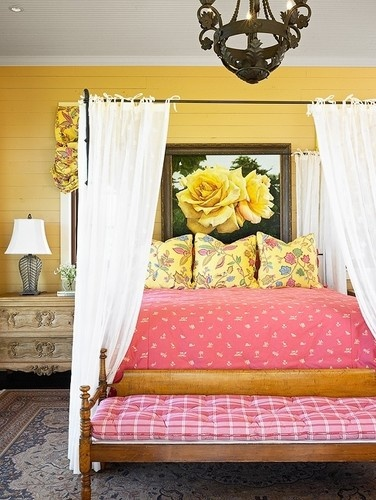 What Bedroom And Bedding Color White Walls Black