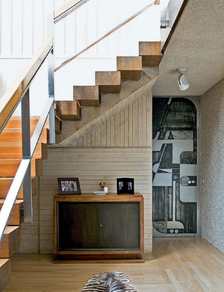 Concrete And Wood Stairs Interiors By Color | Wood Stairs Over Concrete | Stair Stringers | Cement | Concrete Slab | Patio | Build
