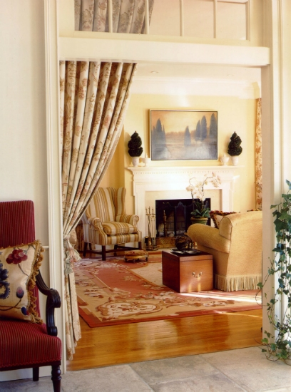 Traditional Home In Neutrals Interiors By Color