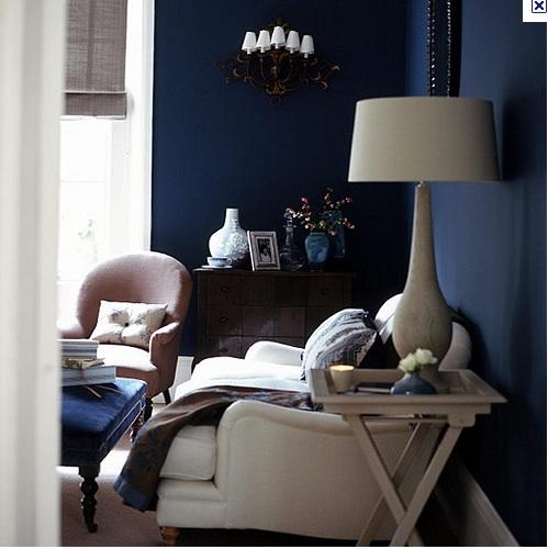 Master Bedroom In Blue Note Benjamin Moore Interiors By