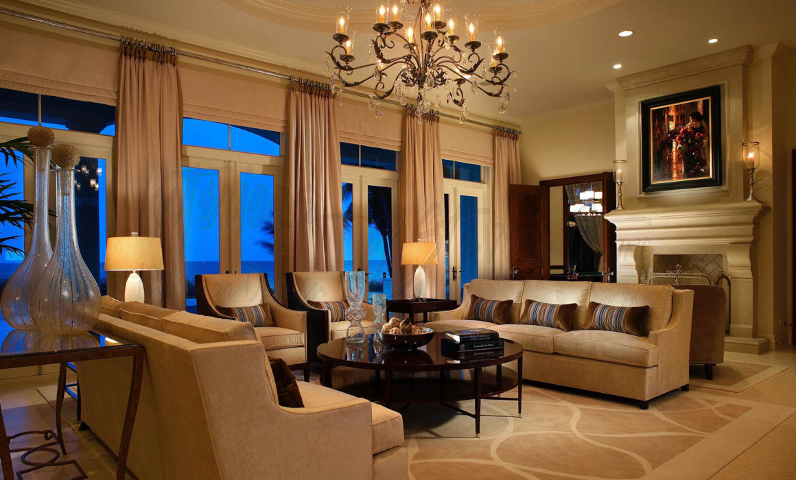 Traditional Interior Design Style