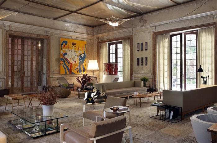 Hotel Lounge Part Of Casa Cor Rio 2012 Interiorzine