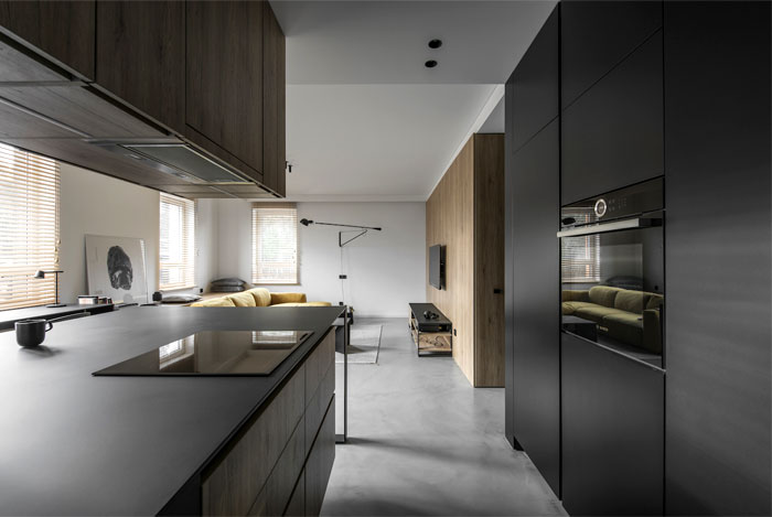 Minimalist Design Concept For Comfort And Functionality In