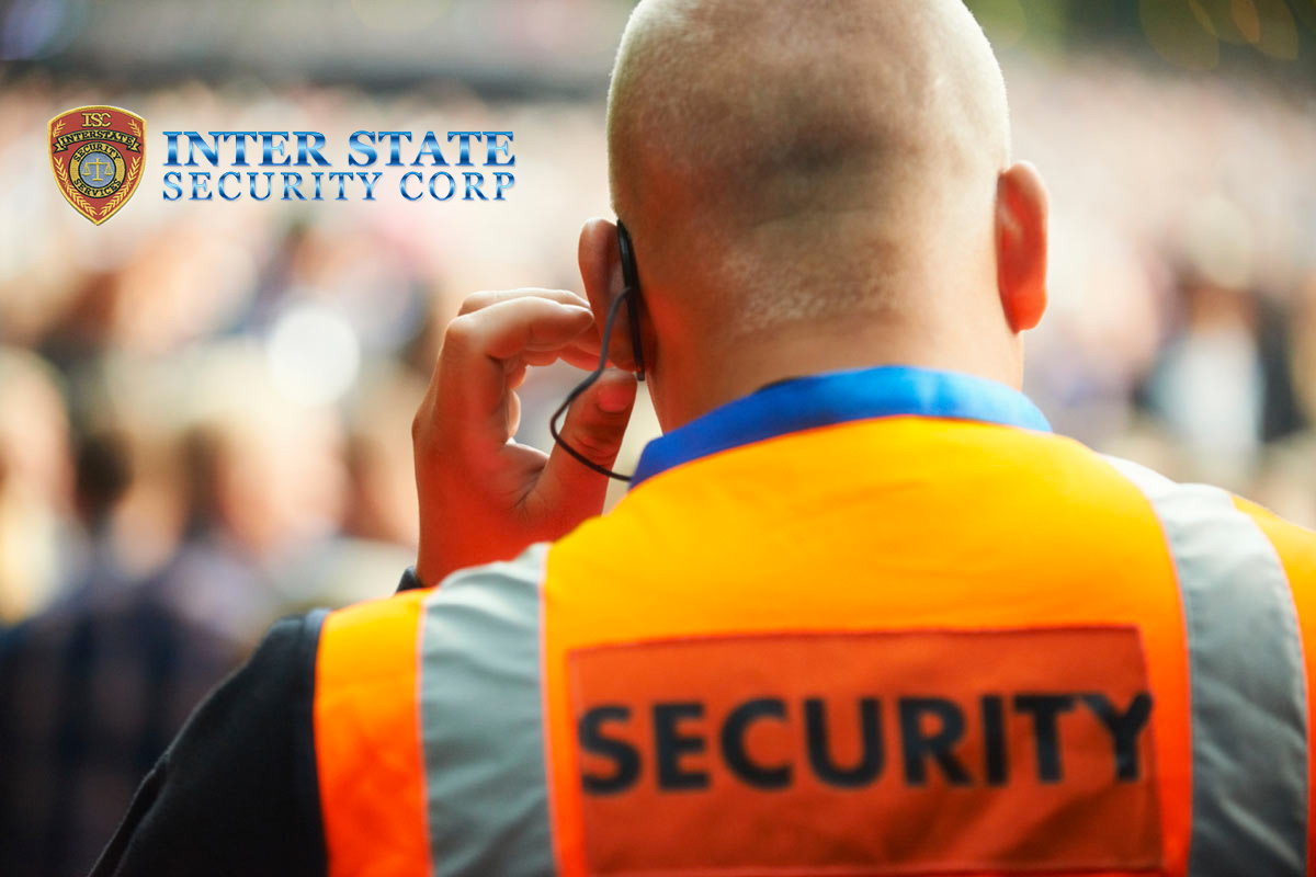 Private Security Events
