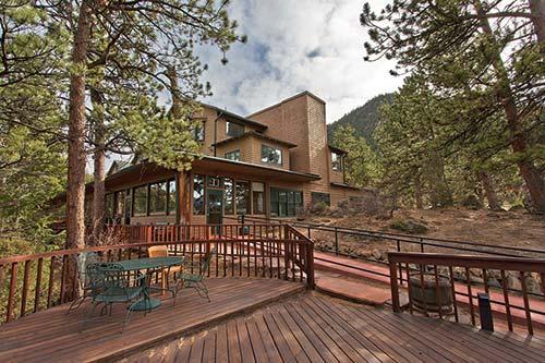 Golden Eagle Resort Estes Park