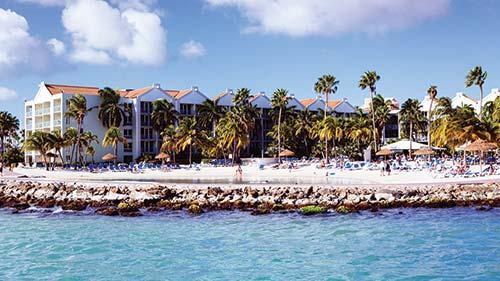 2 Bedroom Suites Aruba