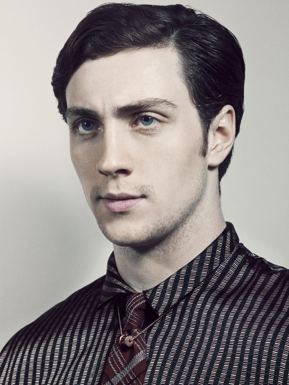 Aaron Johnson - Interview Magazine