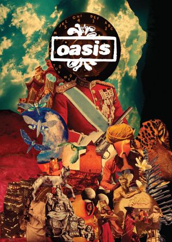 Oasis Worldwide Tour Intro Uk Design Direction
