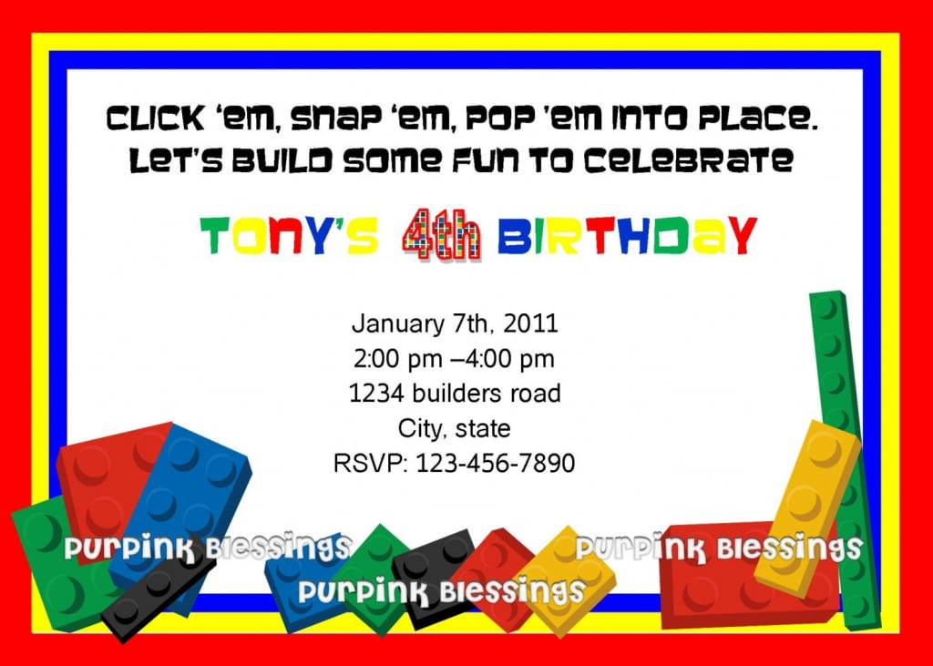 13th Birthday Invitations Printable