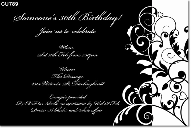 Print Yourself Christening Invitations