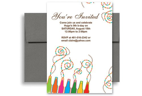 Make Invitations Online Print