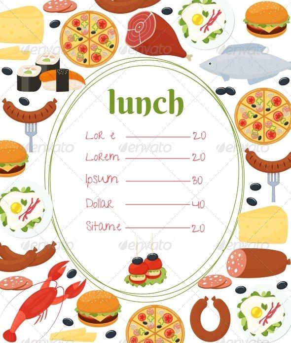 Printable Luncheon Invitations