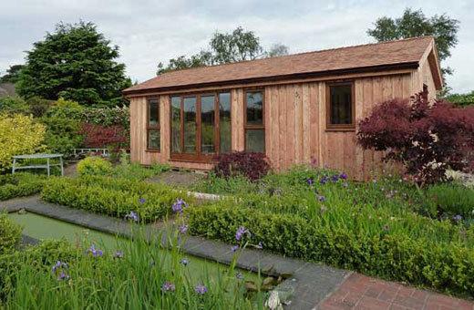 Building Garden Annex