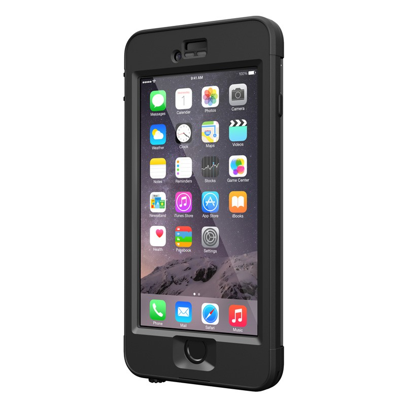 5 Black Case Iphone Lifeproof