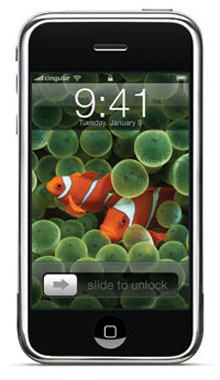 Where Can I Download The Original Iphone Clownfish