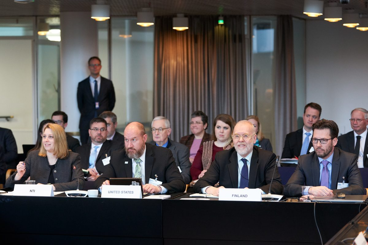 Joint Working Group Meeting, Helsinki - International ...