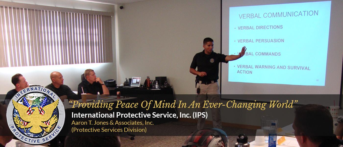 Executive Protection Firms