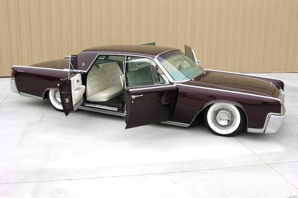 Suicide Doors Photo Gallery