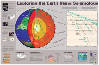 How do we really know what s inside the Earth  Imaging Earth s     Seismic waves from earthquakes ricochet throughout Earth s interior and are  recorded at geophysical observatories around the world