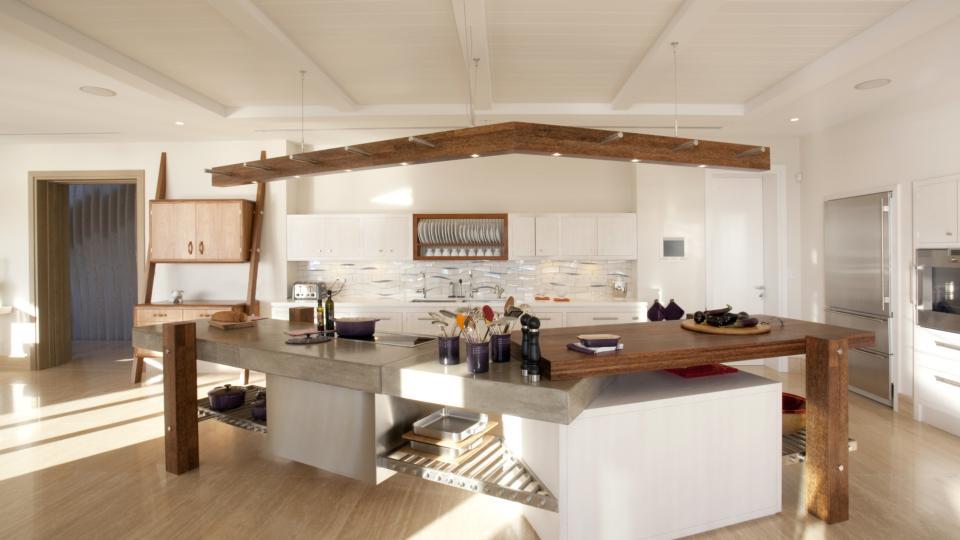 Kitchen Layouts U Shaped Island