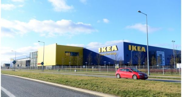 ikea pictures london bus # 67