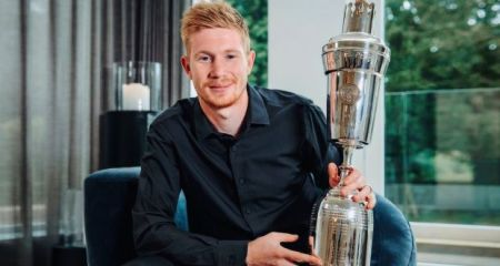 Manchester City's Kevin De Bruyne Named PFA Player Of The Year
