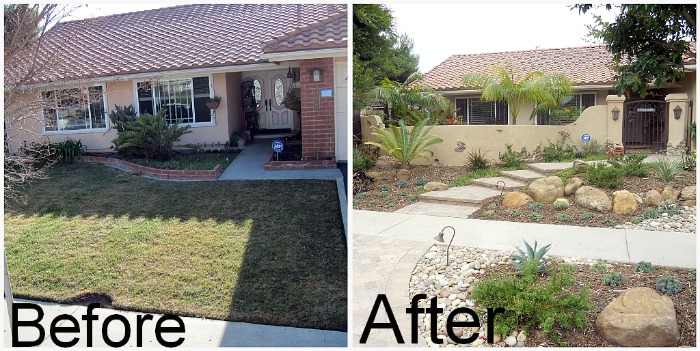 Free Yard Front Landscaping Maintenance
