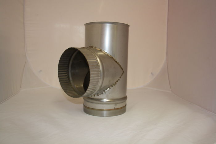 Woodburning Amp Multifuel Stoves Stainless Steel Flue Pipe