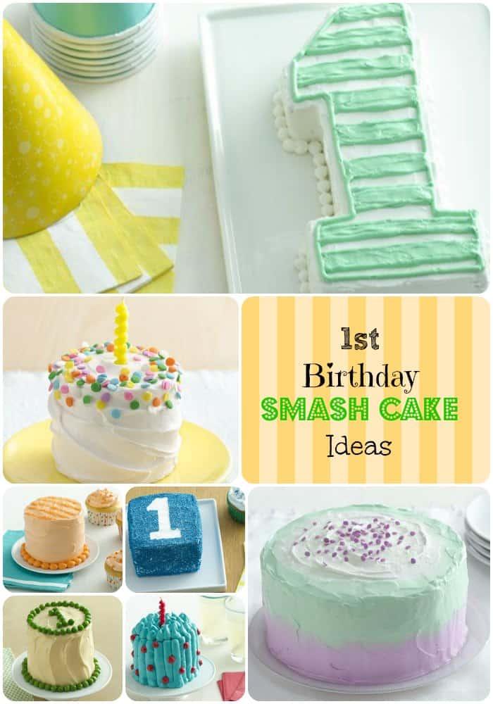 Banana Cake 1st Birthday
