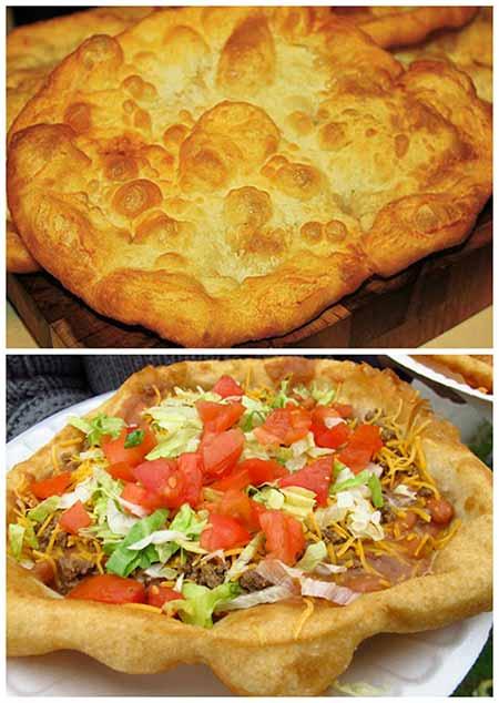 Easy Navajo Taco Recipe
