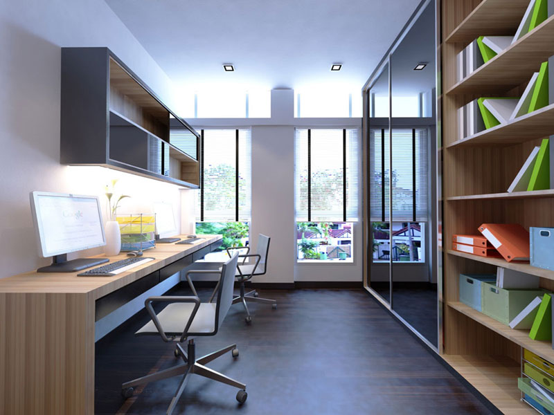 Residences  Interior Design      Study Room 1   Office Renovation     Residences  Interior Design    Study Room 1
