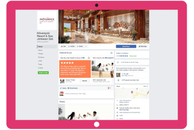 Facebook Advertising with Island Media Management