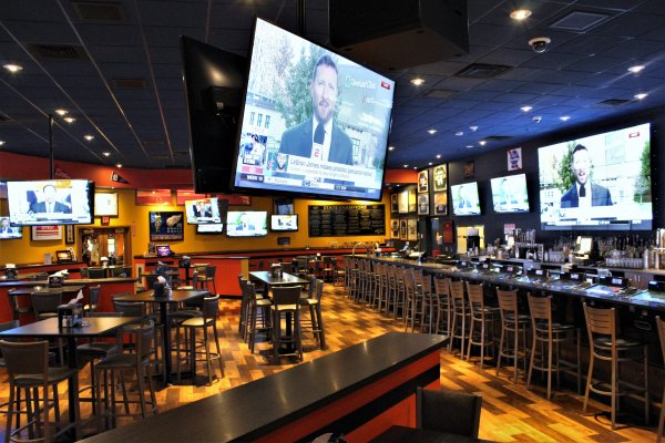 T. McC's Sports Bar & Grill: Watch the Big Game in the UP