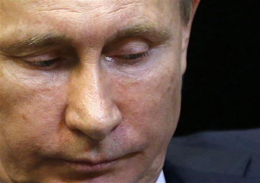 """""""Putin's vision is much more global than the conflict in ..."""