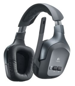 Logitech Headset Wireless F540 Logitech annuncia le Wireless Headset F540