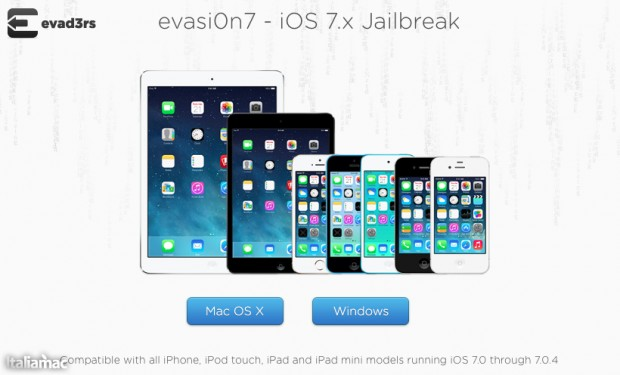Evasi0n 7 620x375 Evasi0n7, Cydia per iOS 7 e tweak utili: Jailbreak wrap up