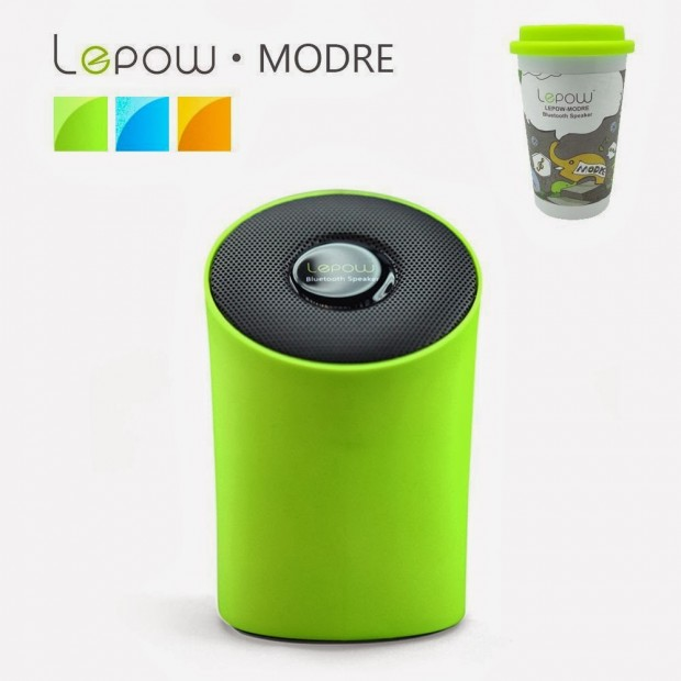 Cool Gadgets Lepow Modre Portable Wireless Bluetooth Speaker 620x620 Lepow, quando la creatività incontra la tecnologia